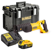 Dewalt DCS380A1 18v Reciprocating Saw