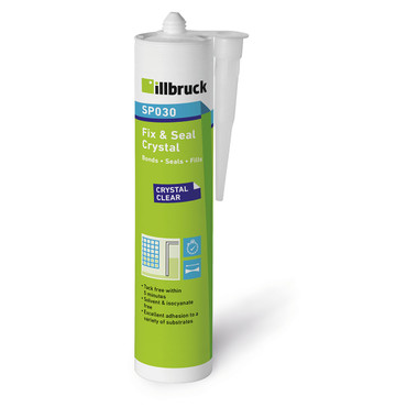 Illbruck SP030 Fix and Seal Crystal