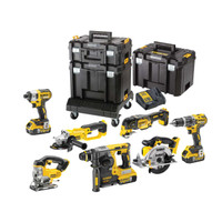 Dewalt DCK754P3T 7 Piece 18v Kit | Toolden