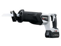 Panasonic EY45A1LJ2G 18v Reciprocating Saw Dual Volt with 2 x 5.0Ah Batteries