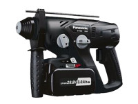 Panasonic EY7880LP2C 28.8v SDS+ Rotary Hammer with 2 x 3.0Ah Batteries