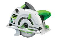 Evolution FURY Multi-Purpose Circular Saw 185mm 1200W 240V