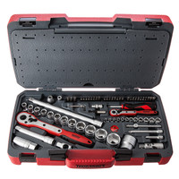 "Teng TM095 Socket Set 1/4"" & 1/2"" Drive 