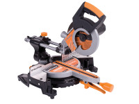 Evolution RAGE3-S300 210mm Sliding Mitre Saw 1500 Watt 110 Volt
