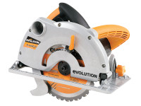 Evolution RAGE-B Circular Saw 185mm 1200W 110V