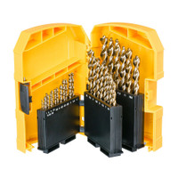 Dewalt Extreme 2 Metal Drill Bit Set of 29 1 - 13mm