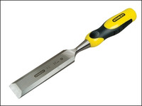 Stanley DynaGrip™ Bevel Edge Chisel With Strike Cap 32mm (1.1/4in)