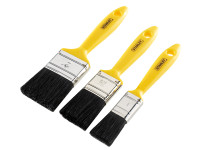 Stanley Hobby Paint Brush Set of 3 25, 38 & 50mm