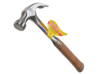 Estwing E16C Curved Claw Hammer Leather Grip 450g (16oz)