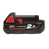 Milwaukee M18 B2 REDLITHIUM-ION Slide Battery Pack| Toolden