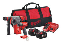 Milwaukee M18 FPP2AC-502 FUEL Twin Pack 18V 2 x 5.0Ah Li-ion| Toolden