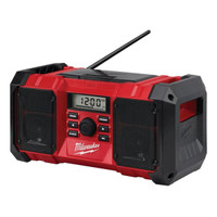 Milwaukee M18 JSR-0 Jobsite Radio 18V Body Only| Toolden