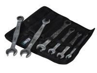 Wera Joker Ratcheting Combination Spanner Metric Set 6 Piece Metric