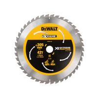DeWalt DEWDT99574QZ FlexVolt XR Mitre Saw Blade 305 x 30mm x 42T (DEWDT99574QZ)| Toolden