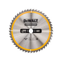 DeWalt DEWDT1959QZ Stationary Construction Circular Saw Blade 305 x 30mm x 48T (DEWDT1959QZ)| Toolden