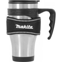 Makita P-72198 Stainless Steel Insulated Mug with Belt Holder | Toolden