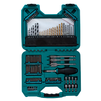 Makita 105 Piece Pro Accessory Set P-90364