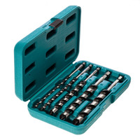 Makita P-46464 5 Piece 200mm Performance Auger Drill Set | Toolden
