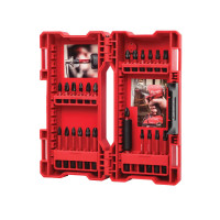 Milwaukee GEN II Shockwave 24 Piece Impact Bit Set| Toolden