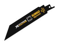 DeWalt DEWDT99553QZ FlexVolt XR Metal Reciprocating Blades 152mm 14/18 TPI Pack of 5