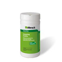 Illbruck AA292 Cleaning Wipes Tub of 100