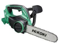 HiKoki CS3630DA/J4Z Top Handle Chainsaw 18/36V Bare Unit