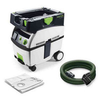 Festool Mobile dust extractor CTL MIDI GB 240V Cleantec