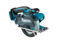 Makita DCS552Z Cordless Metal Cutting Saw 18V LXT C 136mm