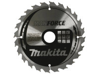 Makita B-08355 190mm x 30mm x 24T Circular Saw Blade MAKForce