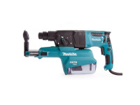 Makita HR2650/1 110v 26mm SDS Plus Rotary Hammer With Dust Collector