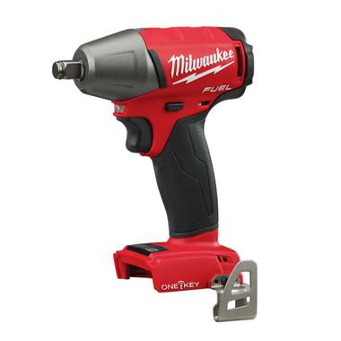 """Milwaukee M18 ONEIWF12-0 Fuel ONE-KEY 1/2"""" FR Impact Wrench 18V Bare Unit   Toolden"""