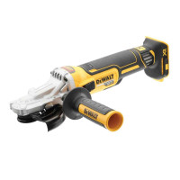 Dewalt DCG405NF 18V XR Brushless Flathead 125mm Angle Grinder Body Only