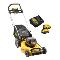 Dewalt DCMW564P2 Twin 18v Brushless Lawn Mower