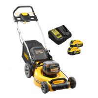Dewalt DCMW564P2 Twin 18v Brushless Lawn Mower