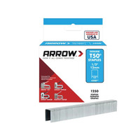 Arrow ARRT5012S T50 Staples 12mm (1/2in) Box 1250