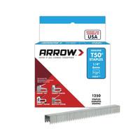 Arrow ARRT5014S T50 Staples 6mm (1/4in) Box 1250