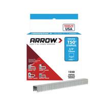 Arrow ARRT5038S T50 Staples 10mm 3/8in Box 1250