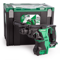 HiKoki DH36DPA 36V Multi-Volt Brushless Rotary Hammer SDS+ Body Only