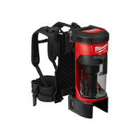 Milwaukee M18 FBPV-0 FUEL™ Backpack Vacuum 18V Bare Unit (MILM18FBPV0)| Toolden