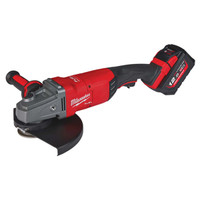Milwaukee M18 FLAG230XPDB Angle Grinder 18V 1 x 12.0Ah Li-ion (MILM18FLAG12)| Toolden