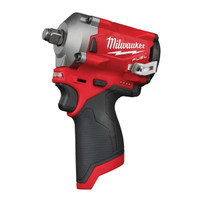 Milwaukee M12 FIWF12-0 FUEL™ 1/2in Impact Wrench 12V Bare Unit (MILM12FIW120)| Toolden
