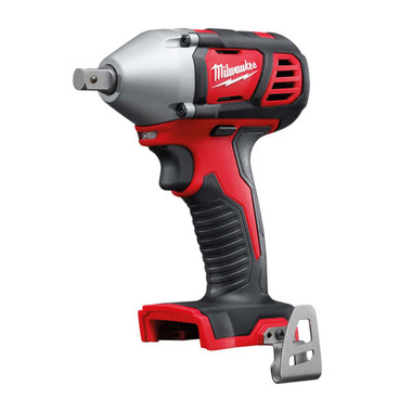 Milwaukee M18 BIW12-0 Compact 1/2in Impact Wrench 18V Bare Unit (MILM18BIW120)| Toolden