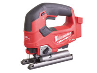 Milwaukee M18 FJS-0X FUEL™ Top Handle Jigsaw 18V Bare Unit (MILM18FJS0)| Toolden