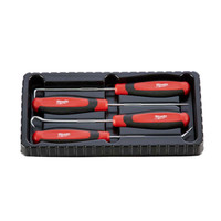 Milwaukee Hook & Pick Set 4 Piece (MHT48229215)| Toolden