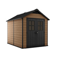 Keter Roc Newton 7511 Shed (Home Delivery) (KET17208505)| Toolden