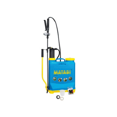 Matabi Supergreen 12 Knapsack Sprayer 12 litre (MTB3949)| Toolden