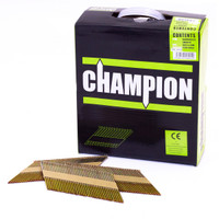 Champion 1st fix Electro Galvanised Annular Ring 22,000 Nails Pack