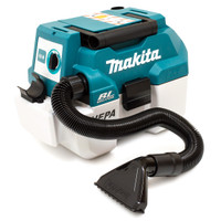 Makita DVC750LZ 18v Brushless L-Class Vacuum Cleaner