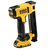 DeWalt DCN701D2-GB Electrician Stapler 18V  2x2Ah XR And MultiVolt charger
