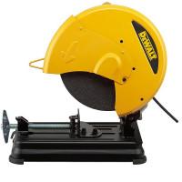 DEWALT D28730L 110v 355mm Abrasive Square Chop Saw